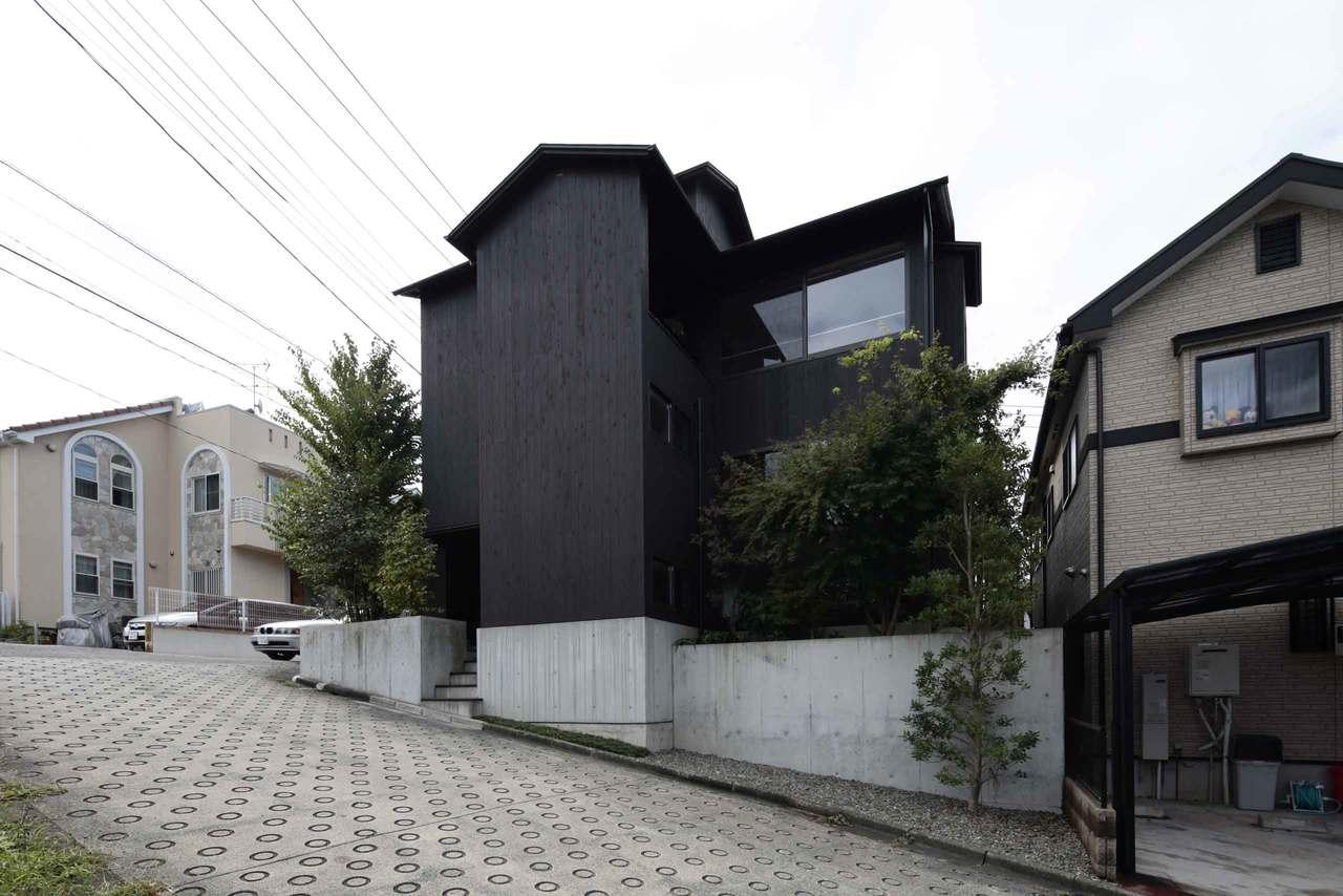 Yasushi horibe architect associates for Architect associates