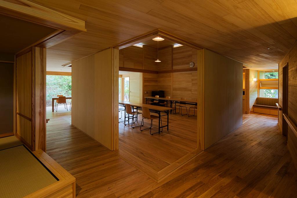 Yasushi Horibe Architect Amp Associates